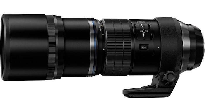 Olympus 300mm f4 IS PRO Lens
