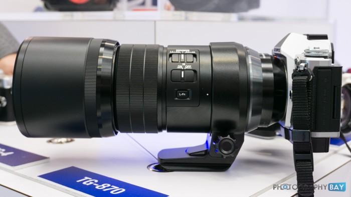 Olympus 300mm f4 PRO Lens-5