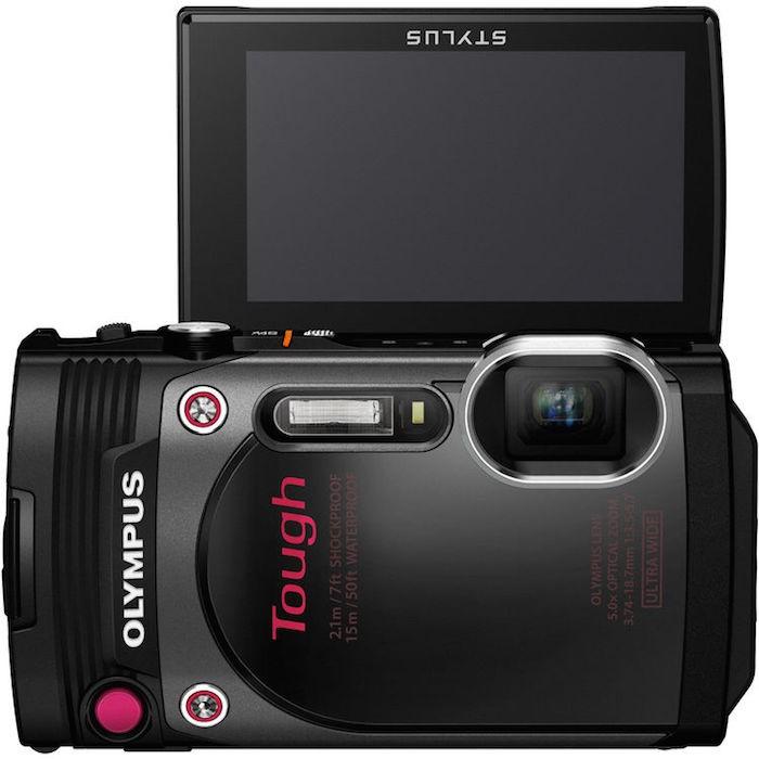Olympus Stylus Tough TG-870 LCD