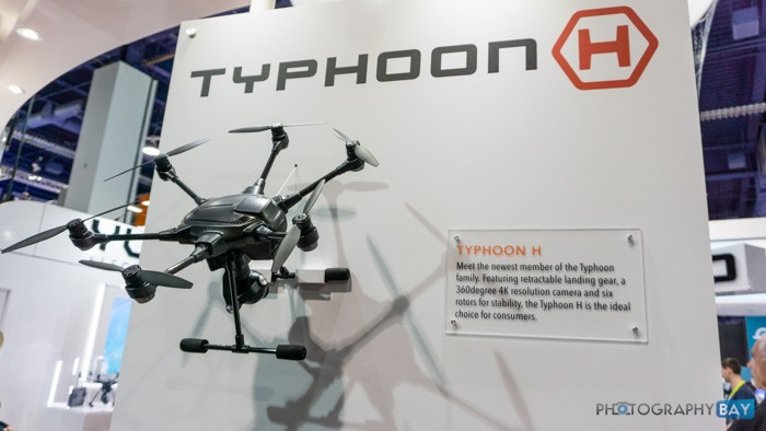 Yuneec Typhoon H-9