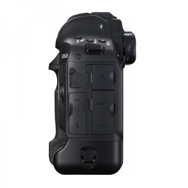 Canon 1D X Mark II Ports