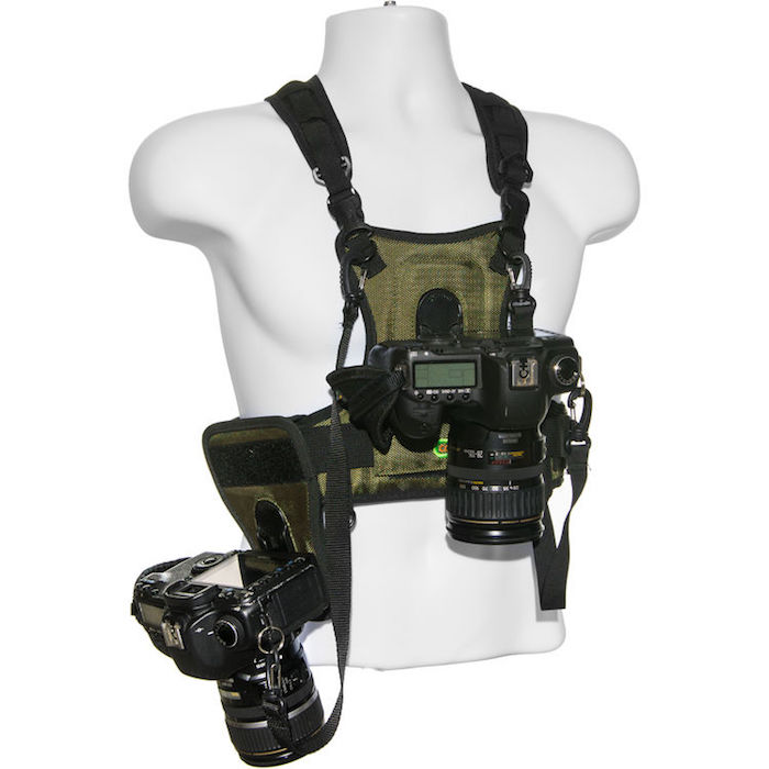 Cotton Carrier Camera Vest