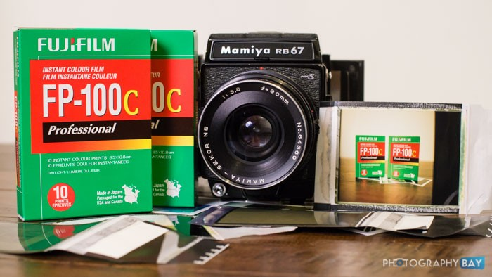 Fujifilm FP-100C is Discontinued