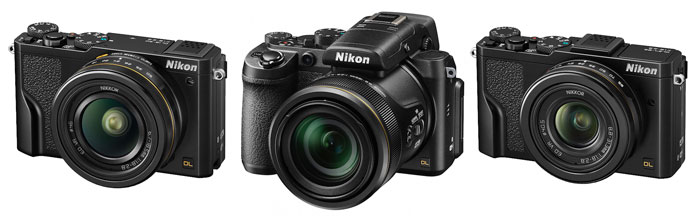 Nikon-DL-Series