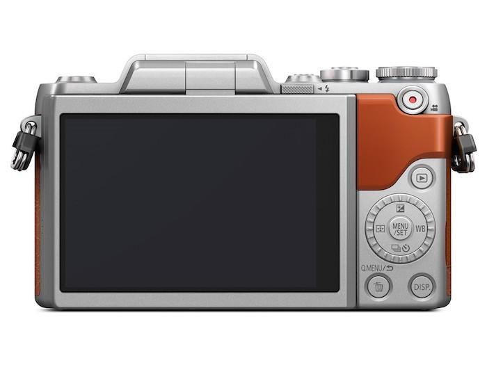 Panasonic GF8 back