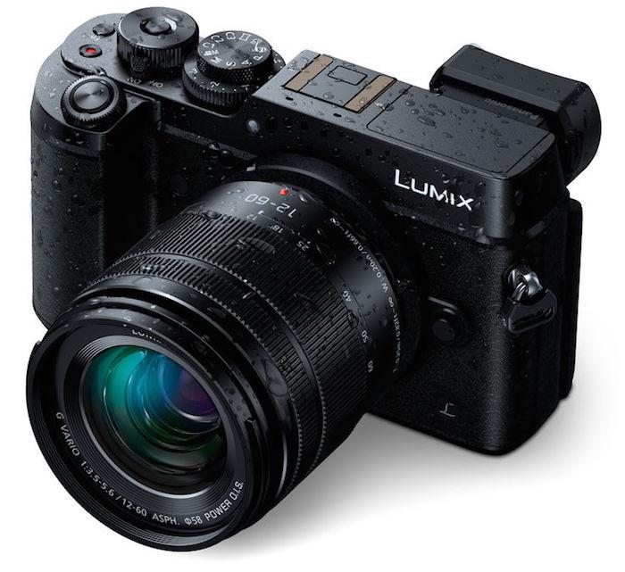 Panasonic GX8 and 12-60mm Lens