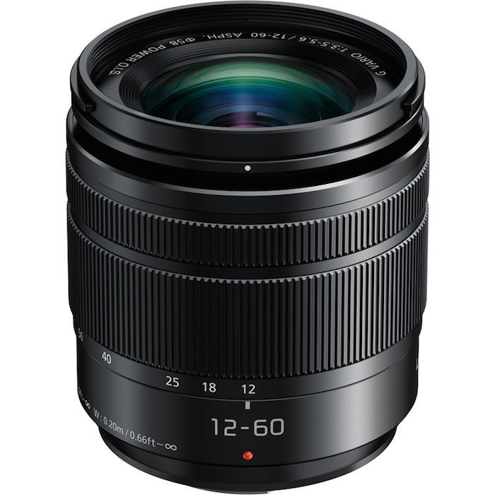 Panasonic Lumix G 12-60mm Lens