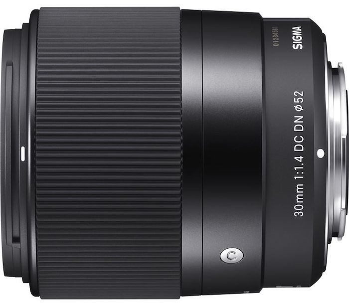 Sigma 30mm f1.4 DC DN Contemporary Lens 2