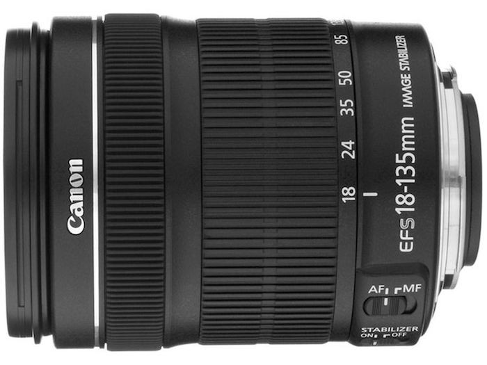 Canon EF-S 18-135mm IS STM Lens