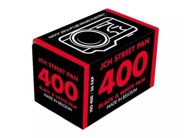 JCH Street Pan 400