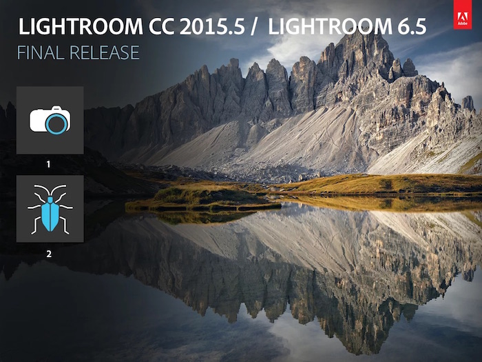 Lightroom 6.5