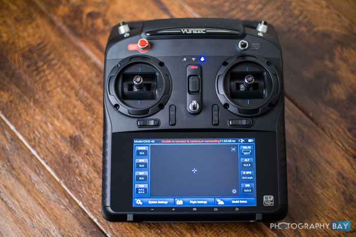Yuneec Q500 4K-11