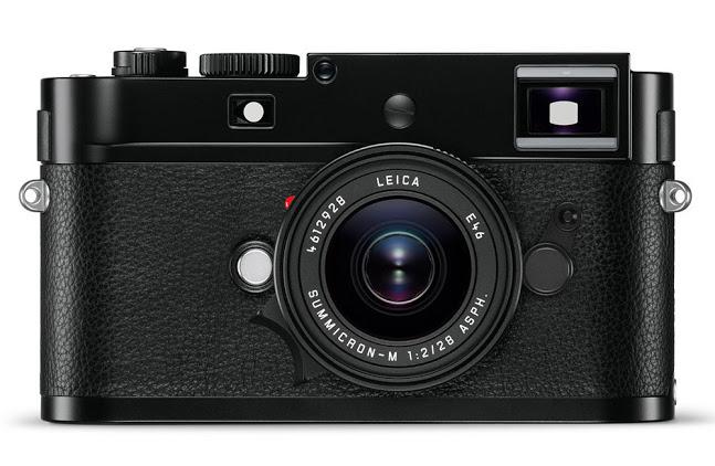 Leica M-D front