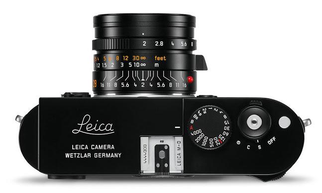 Leica M-D top