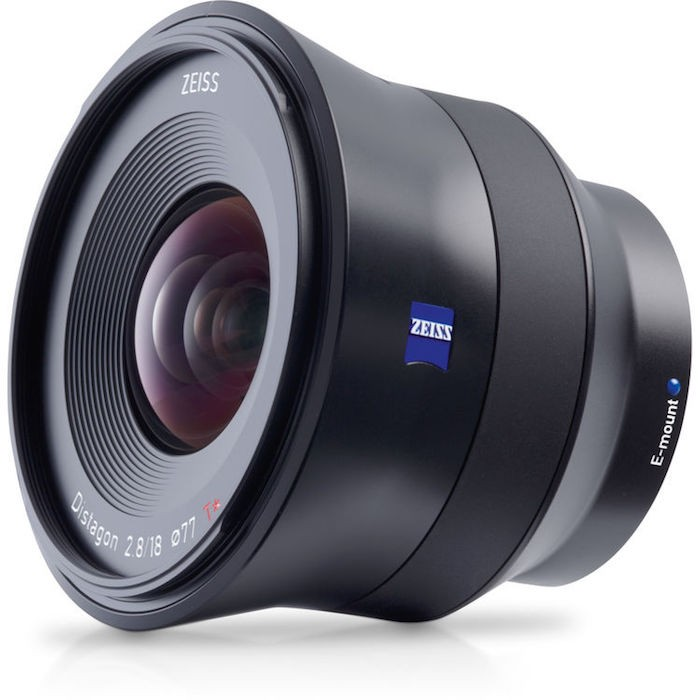 Zeiss Batis 18mm 2.8 Sony E-mount