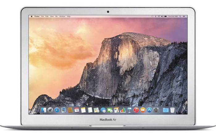 13.3 inch MacBook Air early 2015