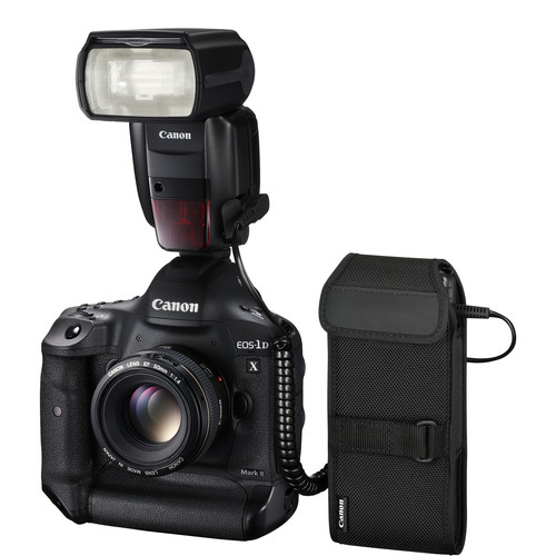 Canon Speedlite 600EX II-RT battery
