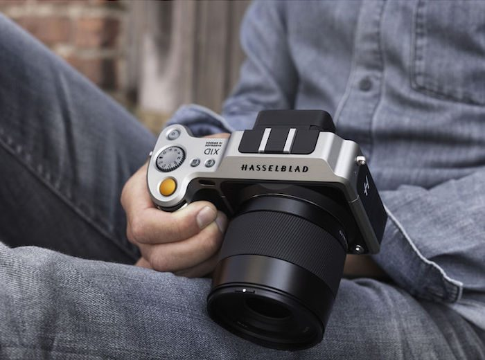 Hasselblad X1D use