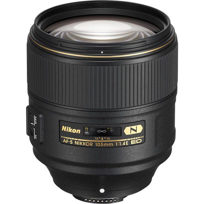 Nikon AF-S 105mm f1.4E ED Lens