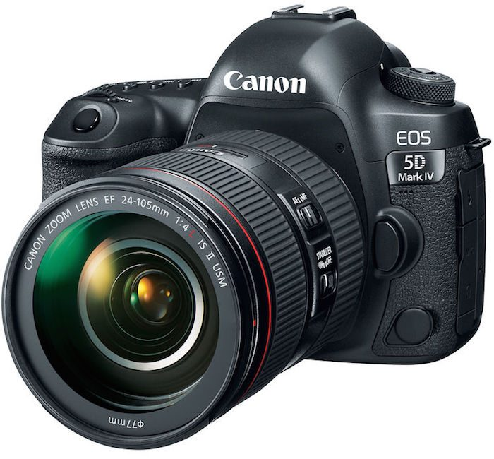 Canon 5D Mark IV kit