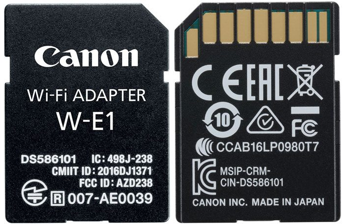 Canon-W-E1-WiFi-Adapter