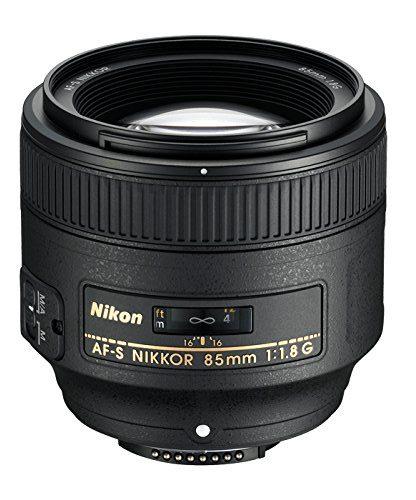 Nikon AF FX NIKKOR 85mm f/1.8G