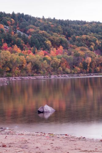 Devil's Lake in the Fall | Copyright: Rose Clearfield
