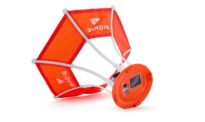 Birdie Let's You Safely Throw Your GoPro for Cheap Aerial Shots