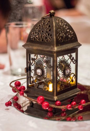 Wedding Reception Centerpiece, Copyright: Rose Clearfield
