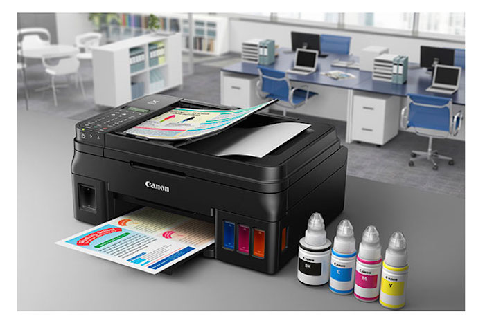 Canon Adopts Ink Tank System In New Megatank Printers