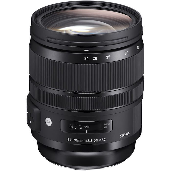 Sigma 14mm f/1.8 DG HSM and 24-70mm f/2.8 DG OS HSM Pricing Unveiled