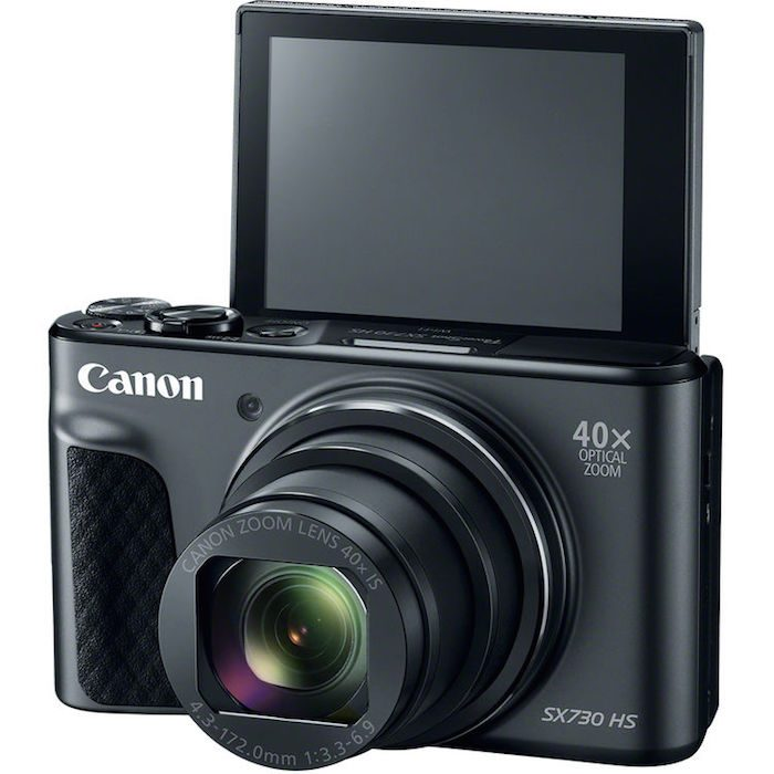 Canon SX730 HS LCD