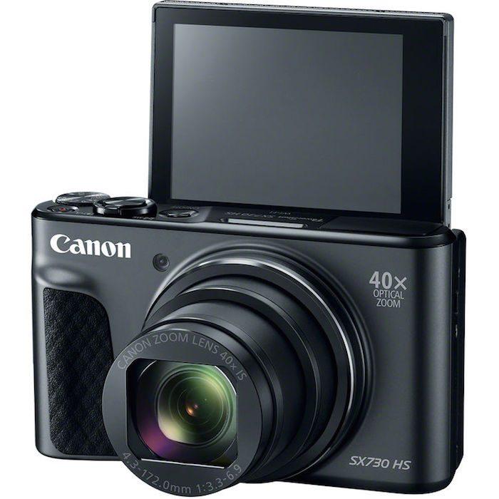 Canon SX730 HS LCD