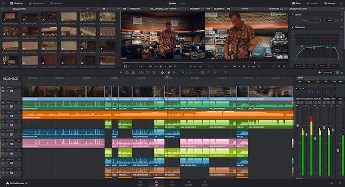 Davinci Resolve 14 Continues to Grow as a Full-Featured NLE