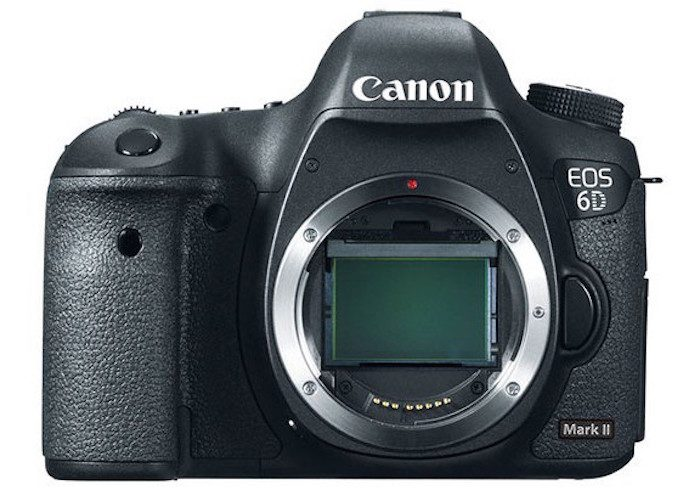 Canon 6D Mark II Priced Under $2K?