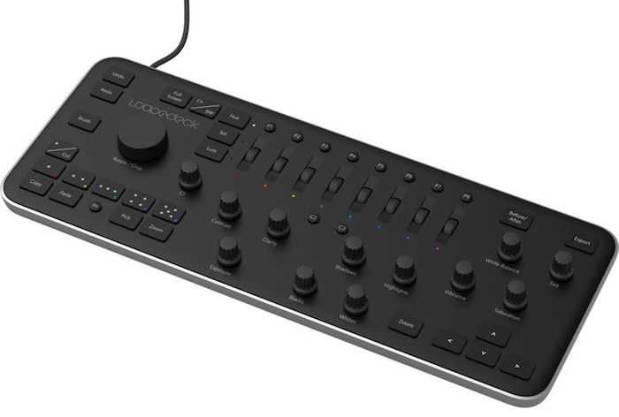 Loupedeck Photo Editing Console for Lightroom Now In Stock