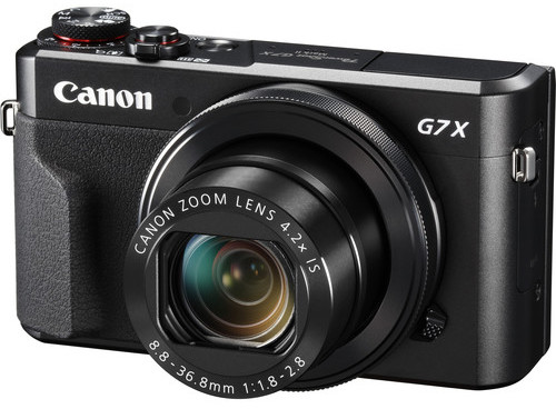 Deal: Canon PowerShot G7 X Mark II for $547