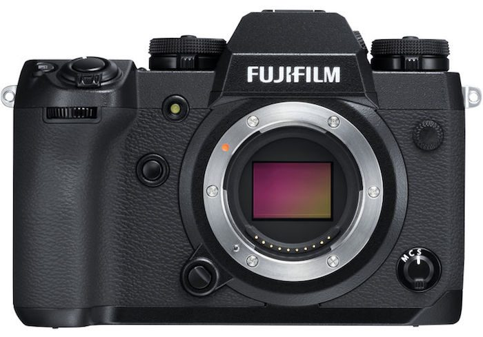 Fuji X-H1 Sports Shooter and 4K Camera Unveiled