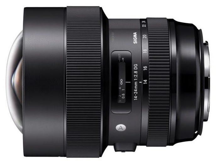 Sigma 14-24mm f/2.8 DG HSM Art Lens Priced at $1299