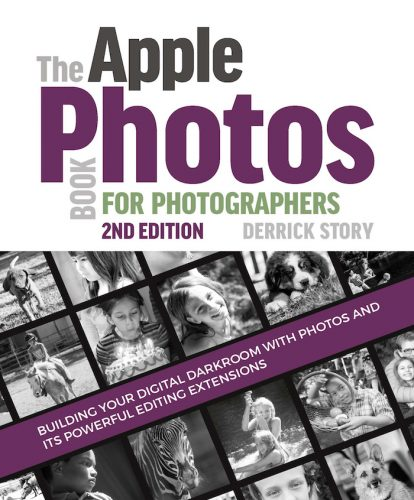 New Book: The Apple Photos Book for Photographers