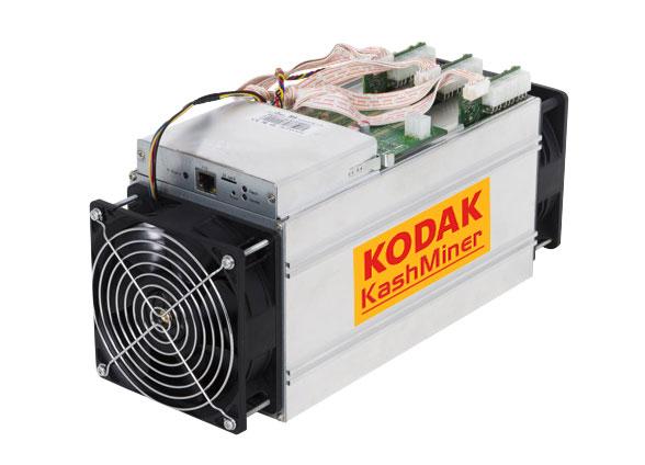 Kodak's Bitcoin Mining Kash Grab is Dead