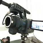JVC 4K Concept Camera