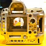 Nikon D4 Magnesium Alloy Frame