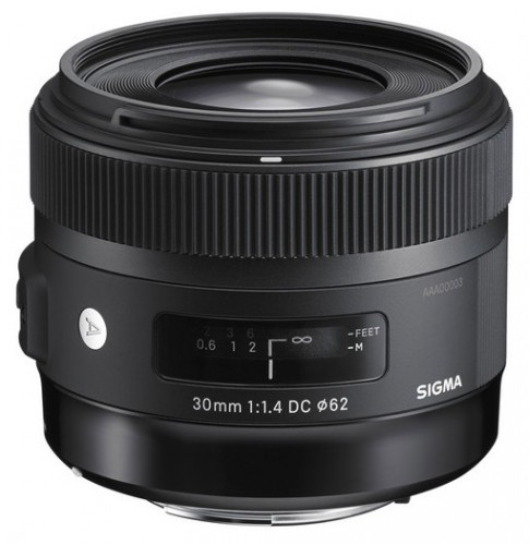 Sigma 30mm DC HSM