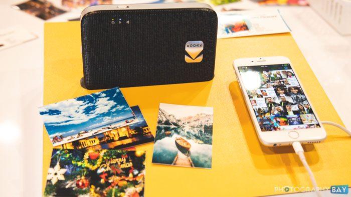 Kodak Dye-Sub Instant Printer