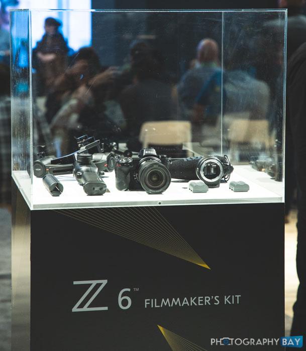 Nikon Z6 Filmmaker Kit